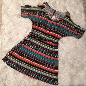 NWT Full Tilt Cold Shoulder Dress